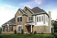 Jimmy Nash Homes - Lexington, KY Exterior, Homes, Mansions, House Styles, Places, Bridge, Home Decor, Houses, Decoration Home