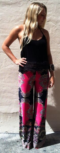 these pants will change your life! I have 3 pair and looking for more! So comfy and you can wear them out!
