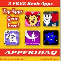 It's the weekend and many of you will have more time to read along with the kids … For today AppFriday we have selected a great story/activ...