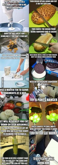 Life hacks that will blow up your mind!
