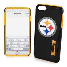 Pittsburgh Steelers Bold Dual Hybrid iPhone 7 Plus Case - $29.99