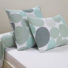 Funda de almohada 100% algodón, GALETS La Redoute Interieurs - Textil Hogar