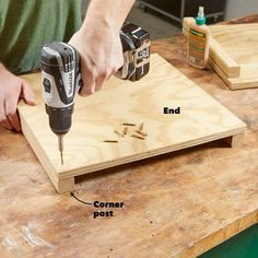 How to Build an Outdoor Storage Bench (DIY) | Family Handyman Patio Storage Bench, Pool Storage, Diy Bench, Outdoor Storage, Diy Furniture Easy, Diy Outdoor Furniture, Diy Furniture Projects, Woodworking Projects, Outdoor Plywood