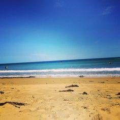 Beach today! #swimming #ocean #warrnambool #traindriver #traindriverlife #shiftwork #worktakesmehere #greatoceanroad by traindrivernick