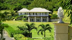 Exclusive and beautiful, the tiny island of Mustique in the West Indies, is home to Cotton House, a 17-room luxury resort built on a converted 18th century sugar plantation.