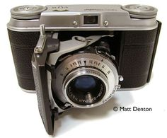 I own one like this camera, my Dad got at the PX while in the Air Force back in the 50's