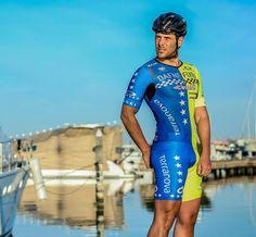 Sports Uniforms, Bike Wear, Wetsuit, Biker, Tights, Sporty, Spandex, Hot, Fitness