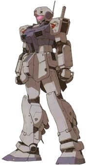 RGM-79GB High Boost GM - The Gundam Wiki - Wikia