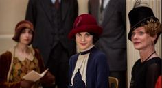 Rochester Area Designer Fashions Hats Worn By Downton Abbey's Leading Ladies | WXXI News