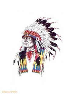 Getting A Native American Indian Tattoo The Trouble With - 456×600