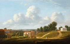 Crooms Hill in Greenwich, overlooking Hyde Vale, Blackheath. Following their elopement, Lord Charles Bentinck and Lady Abdy took refuge in a house on Crooms Hill, passing as Captain and Mrs Charles Brown. They remained there, undiscovered, for some weeks. #Regency http://www.pen-and-sword.co.uk/A-Right-Royal-Scandal-Hardback/p/12374/?aid=1156