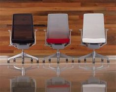 Haworth Very Task Chair. Up to 98% recyclable.