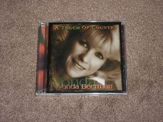 Vonda Beerman Touch Of Country (CD, Music, Christian, Morning Song, 2001, New) #Christian