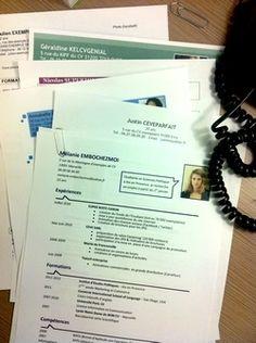 stages-jobs  Exemple de CV Exemples de mise en page de CV (curriculum vitae) cv, exemple de CV, exemple cv, cv, exemples de cvs, modele de c...