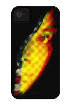 USA Face Phone Case for iPhone 4/4s,5/5s/5c, iPod Touch, Galaxy S4