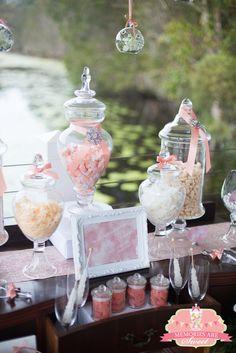 Sirromet Styled Vintage Wedding | CatchMyParty.com