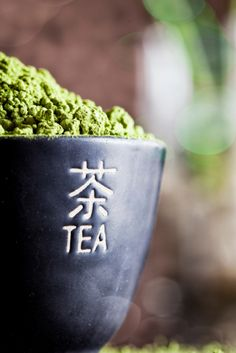 (Japanese Matcha Tea)* Doesn't it say enough in of itself why try putting unnecessary words.