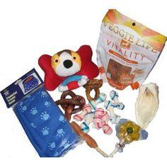 Holiday Basket for Medium Dog « DogSiteWorld-Store