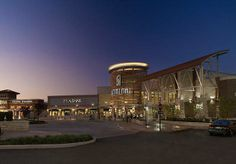 Property updates to Summit Mall by Gensler. Original 770,000 square-foot enclosed mall opened in 1965. The idea of a regional-sized, fully enclosed shopping complex was pioneered in 1956 by architect Victor Gruen.