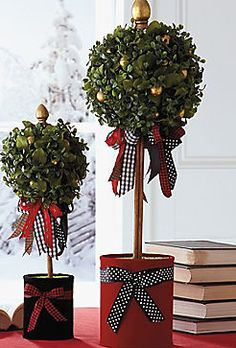 Christmas Topiary Decor.521 Best Home Decor Topiary Images Topiary Decor Pumpkin
