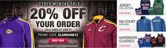 NBA Shop Offer