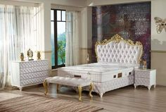 EMIRGAN Ottoman Table, Ottoman Bed, Furniture Styles, Luxury Furniture, Bristol London, Beige Living Rooms, Bed Base, Under Bed, Headboards For Beds