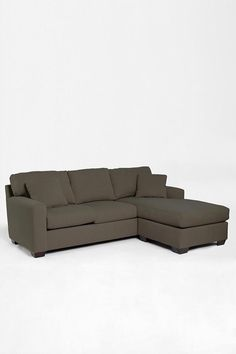 Maxwell Sectional Sofa #urbanoutfitters