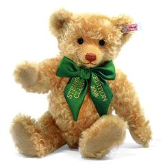 steiff bears | Steiff teddy bears, Merrythought, Charlie, Isabelle, Dean's, Hermann ...
