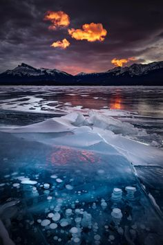 ponderation: Fire and Ice byMichael T. Lim