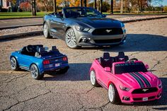 Ford, Fisher-Price Power Wheels Smart Drive Mustang