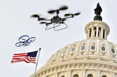 The entrepreneurs behind the new drone economy