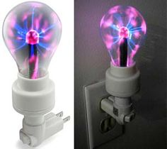 I remember these, but not so much as a nightlight.