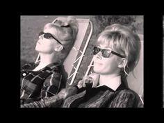 ;D Gillian Hills - Zou bisou bisou (1962) - YouTube