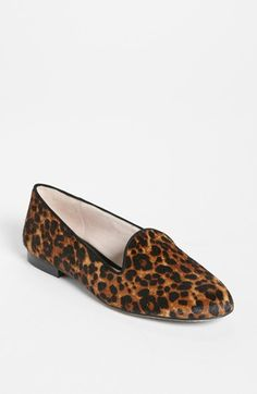 Vince Camuto 'Edmonton' Calf Hair Flat available at #Nordstrom