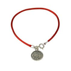 Against Evil Eye Amulet on Red String Bracelet for Men MIZZE Made for Luck Jewelry http://www.amazon.com/dp/B008B4RZ4G/ref=cm_sw_r_pi_dp_.Jq8wb02KEW2A