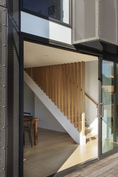 Where Beauty Meets Function.   Next-generation architecture. Setting the standard for energy efficiency and passive house design. Energy Efficiency, Passive House Design, Steel House, Architect House, Modular Homes, Sustainable Architecture, Beautiful Space, Cladding