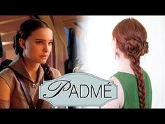Padmé on Mustafar - Star Wars Hair Tutorial - YouTube