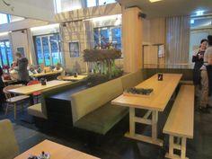 Interieur cafe Scholz Stuttgart