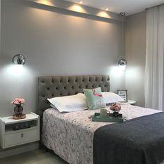 Love the side lamps! Redecorate Bedroom, Decor, Room Decor Bedroom, Bedroom Decor, Apartment Decor, Living Room Decor Apartment, Apartment Design, Modern Bedroom Interior, Elegant Living Room