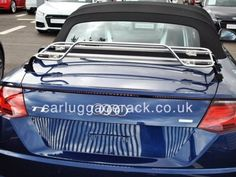 Awesome Audi: Audi TT Luggage Boot Rack Audi TT Cabriolet Convertible Boot  Luggage Rack