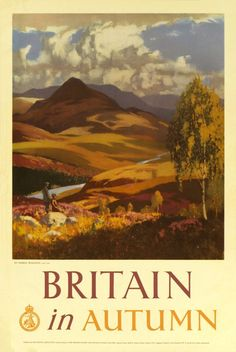 Choose from a limited range of timeless Railway posters from the National Railway Museum Collection. Transform your room and create nostalgic wallpaper murals, ceramic tile murals, canvases and framed art prints from the National Railway Museum today! Posters Uk, Railway Posters, Illustrations And Posters, Poster Prints, Train Posters, Vintage Illustrations, British Travel, Travel Uk, Travel Guide