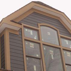 Truexterior Beadboard- Boral USA Inspiration - Truexterior - Boral USA #Inspiration #truexterior #BoralUSA #residential #forthehome #dreamhome #building #trim #design #exteriordesign #beadboard