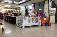 Feira de Artesanato no Golden Shopping & Business Center em Coimbra.