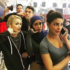 Pin for Later: The Cast of Quantico Shares More Laughs and Selfies Than You Can Possibly Imagine