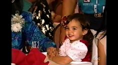 We present to you, 2-year old @JanelParrish. @DancingABC @ABCFpll #DWTS #PLL - JDL