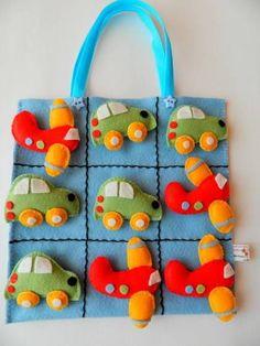 jogos infantis feitos em tecido - Pesquisa Google