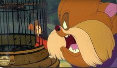 Fievel knew too much about the plot and was locked up. Tiger meets him and tells him that he wouldn't harm a mouse. He releases him. An American Tail, Cartoon Movies, World Of Color, Back In The Day, My Children, Cartoon Network, I Movie, Childhood Memories, Disney Characters