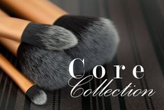 The Real Techniques Core Collection by Samantha Chapman contains 4 face brushes: Buffing Brush, Contour Brush, Foundation Brush & Detailer Brush Real Techniques Makeup Brushes, Best Makeup Brushes, Makeup Brush Set, Best Makeup Products, Gothic Makeup, Fantasy Makeup, Carnival Makeup, High Fashion Makeup, Character Makeup