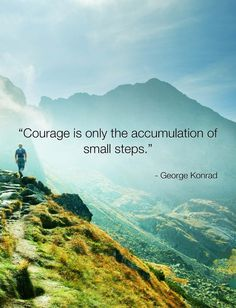 """""""This is the hardest thing I have ever done. And getting the courage to do it isn't as hard as making that choice every minute of every day"""" Kokoda Challenge Good Quotes, Best Quotes, Life Quotes, Victor Hugo, Message Positif, Motivational Quotes, Inspirational Quotes, Positive Quotes, Hero's Journey"""