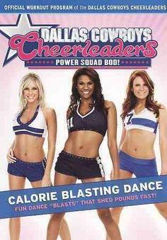 Paramount Studios Dallas Cowboys Cheerleaders Power Squad Bod!: Calorie Blasting Dance